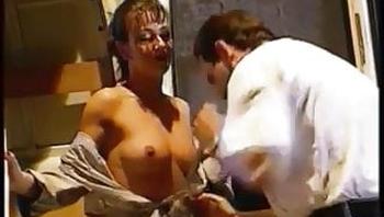 Hot young girl Jennifer fucked hard