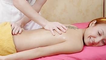 Cute Skinny Asian Teen Massage Fuck From Russian Boy