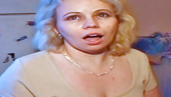 Very horny housewife Julie