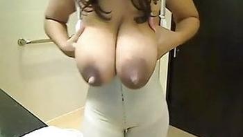 Latin Saggy Udders, Big Tits MILK Lactation