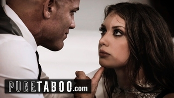 PURE TABOO Elena Koshka Creampied by Sugar Daddy