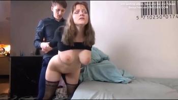 Schweizer Stiefmutter Harter Fick
