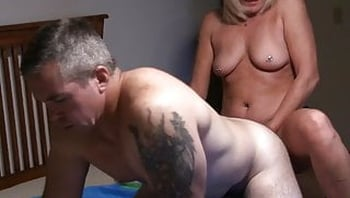Horny Housewives Can Help Out Their Bi-Curious Husbands
