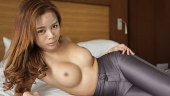 HelloLadyBoy Busty Thai Babe Loves Rough Sex