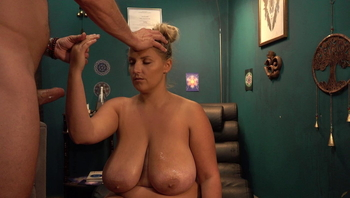 Mature Busty Blonde Gets A Doctor