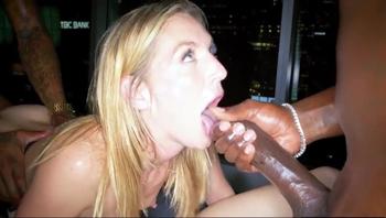 White Girls Make it Nasty BBC PMV